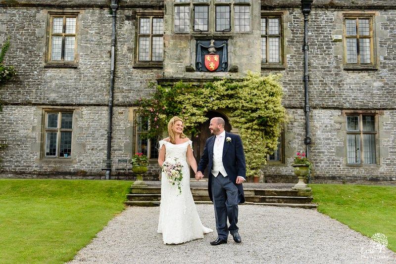 Sarah and John – Tissington Hall Wedding Photography
