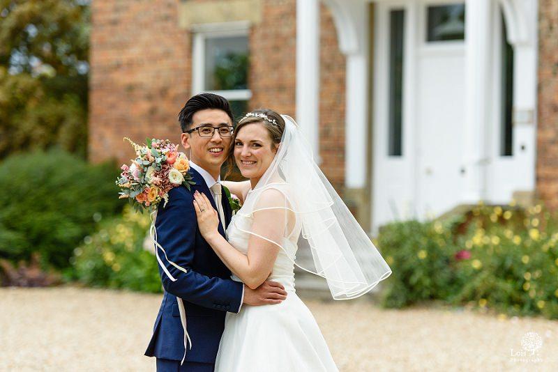 Joanna and Alan – Shottle Hall Wedding Photography