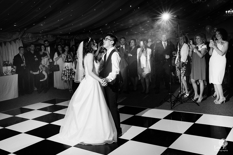 Joanna and Alan - shottle hall wedding photography