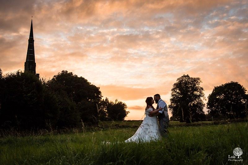 Bernie and Dan's Wedding – Ticknall Village Hall Wedding Photography