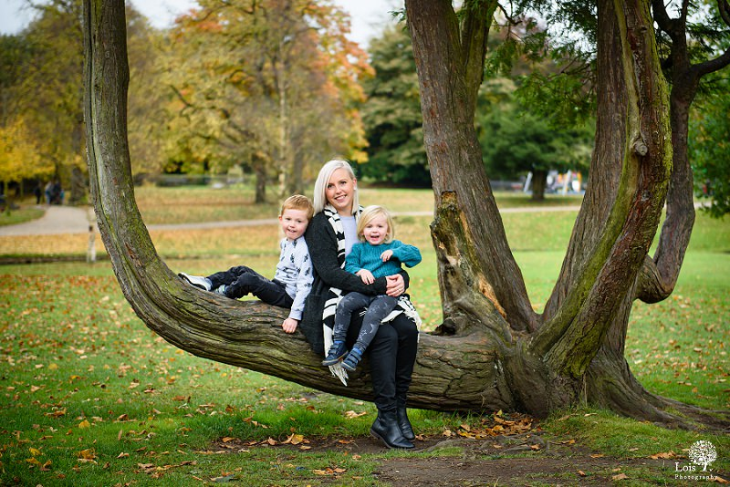 Jenny and her boys – Buxton Family Photography