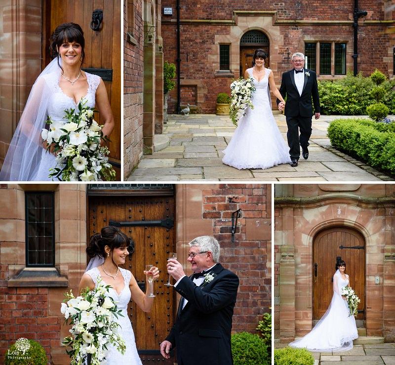 Colshaw Hall: Colshaw Hall Wedding Photography