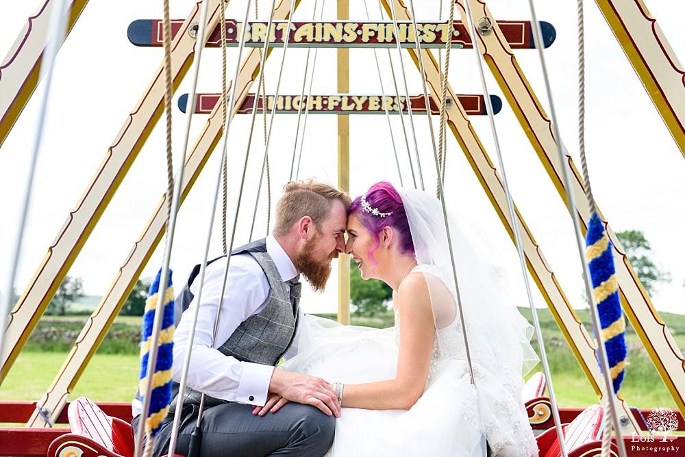 Carnival Derbyshire Wedding Photography