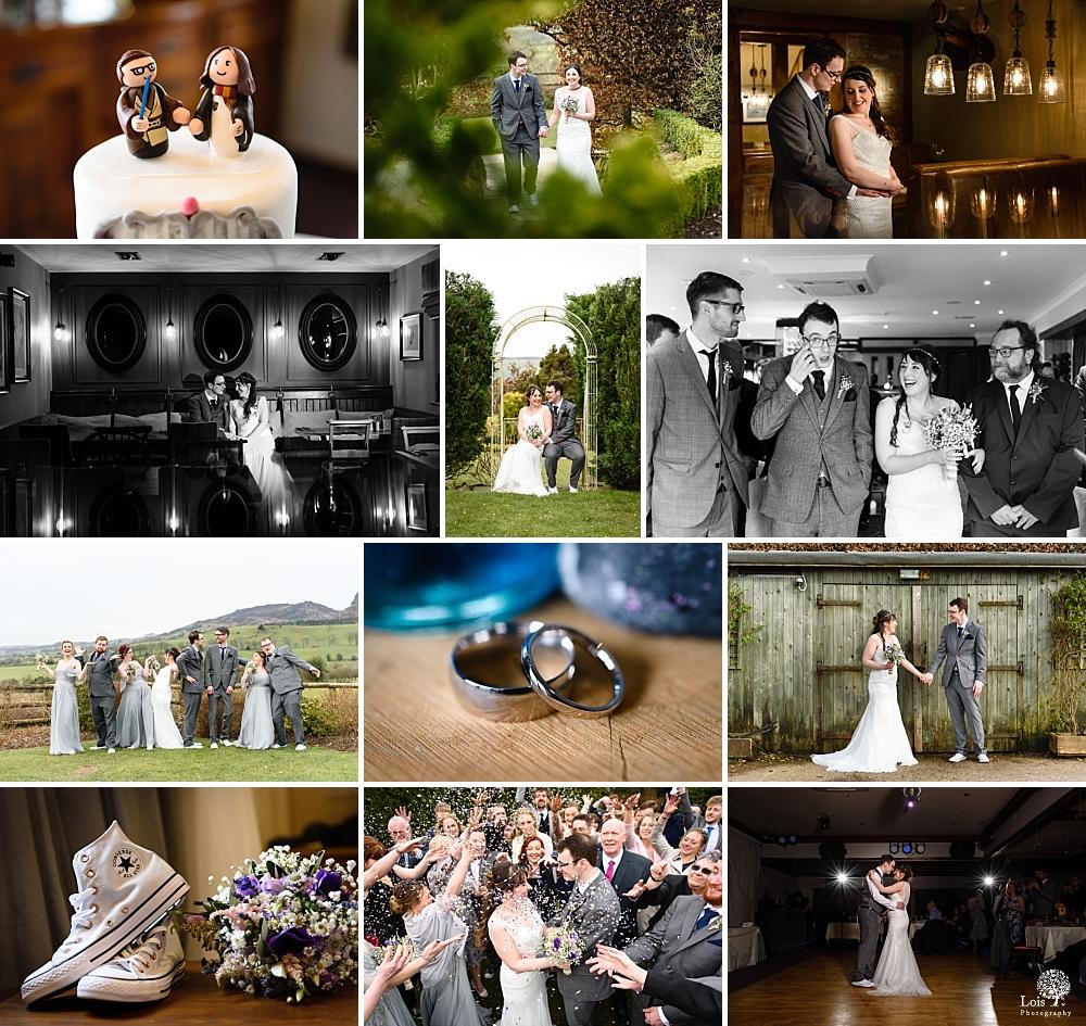Three Horseshoes Wedding Photography