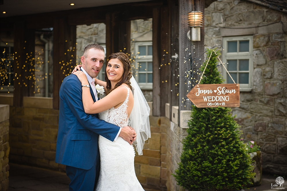 Peak Edge Hotel Wedding Photography – Jenna and Shaun